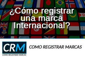 registro de marca internacional