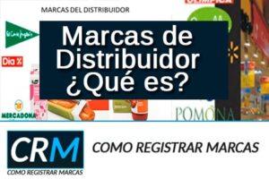 marcas de distribuidor o marca blanca