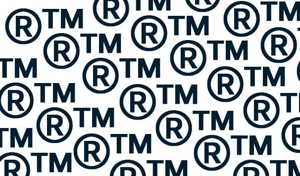 simbolo r marca registrada