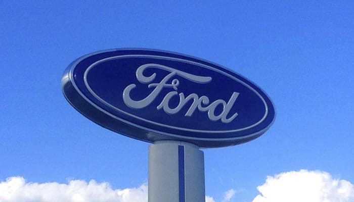 Logo de la marca Ford