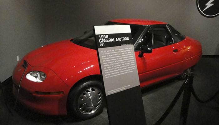 Coche de marca General Motors