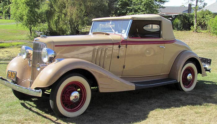 Marca de coche americano Pontiac