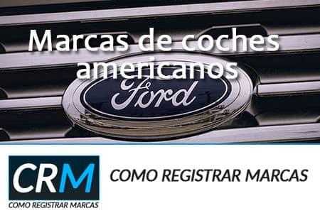 Marcas de coches americanos