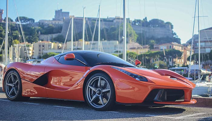 Marcas de coches de lujo: Ferrari