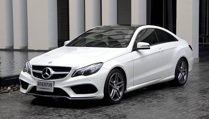 Marcas de coches de lujo: Mercedes