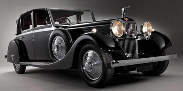 Marcas de coches antiguos españoles: Hispano-Suiza.