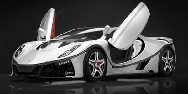 Marcas de coches españolas actuales: Spania GTA Tecnomotive