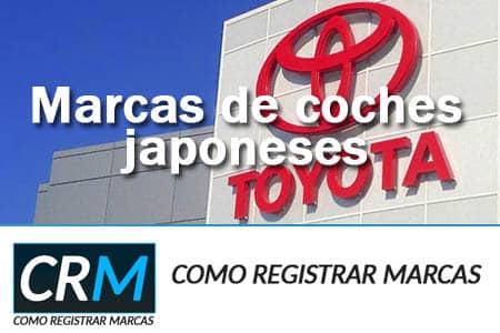 Marcas de coches japoneses
