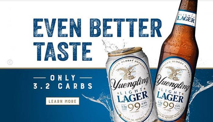 marcas de cerveza estadounidenses: Yuengling