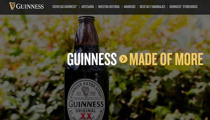 Marcas de cerveza irlandesa: Guinness