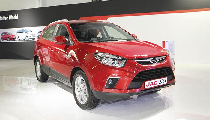 Marcas de coches chinos: JAC Motors
