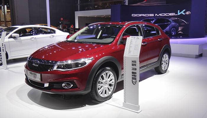 Marcas de coches chinos: Qoros