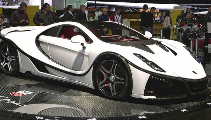 Marcas de coches raras: Spania GTA