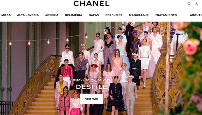 Marcas de ropa de mujer: Chanel