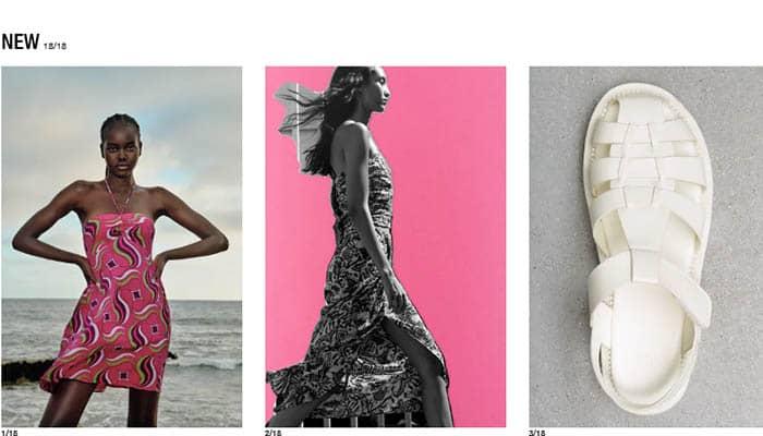 Marcas de ropa de mujer españolas: Zara
