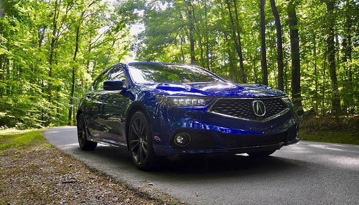 Marcas de coches fiables: Acura
