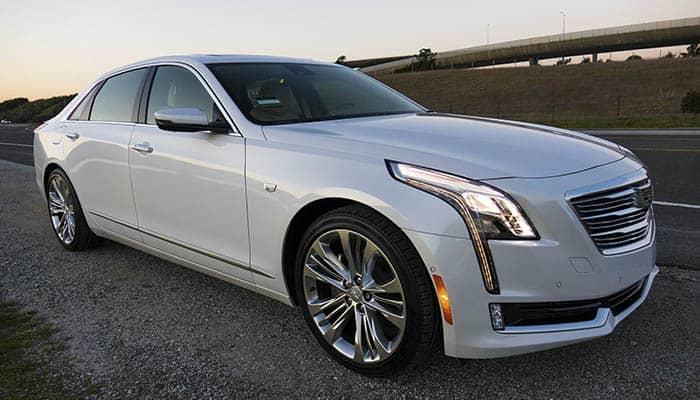 Marcas de coches fiables: Cadillac