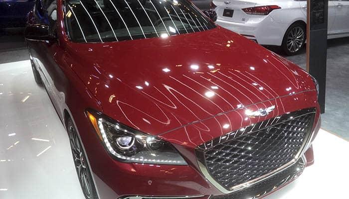 Marcas de coches fiables: Genesis