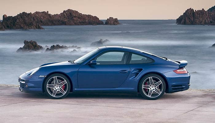 Marcas de coches fiables: Porsche