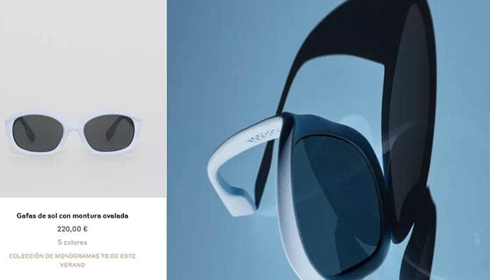 Marcas de gafas de sol: Burberry