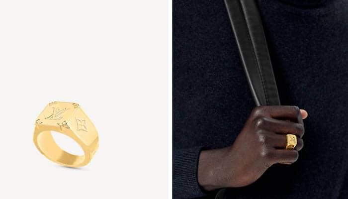 Marcas de joyas: Louis Vuitton