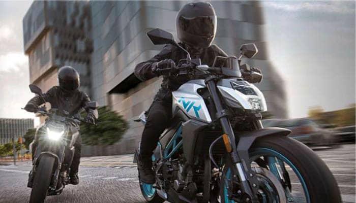 Marcas de motos: CFMoto