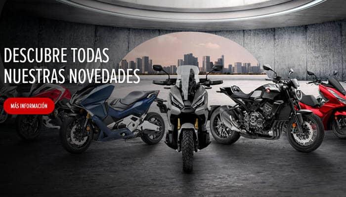 Marcas de motos: Honda