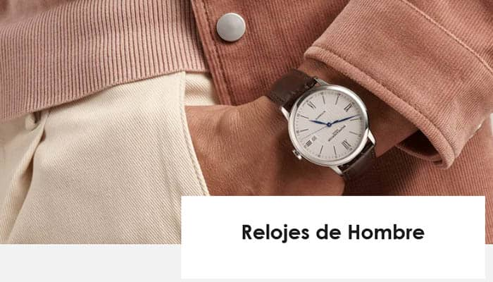 Marcas de relojes de hombre: Baume & Mercier