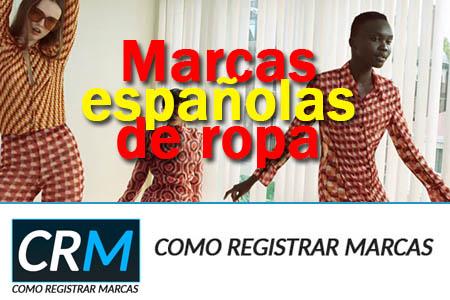 Marcas españolas de ropa