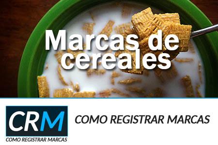 Marcas de cereales